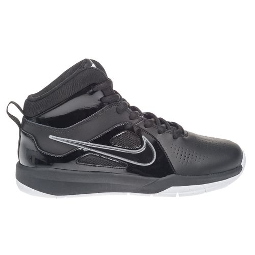 Image for Nike Boys' Team Hustle High-Top Basketball Shoes from Academy