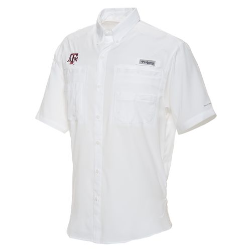Display product reviews for Columbia Sportswear Men's Collegiate Tamiami Shirt