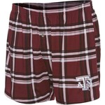Concepts Sport Men's Texas A&M University Millennium Plaid Boxer