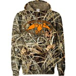 Duck Commander Adults' Camo Hoodie