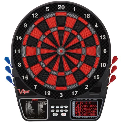 Viper 797 Electronic Dartboard - view number 1