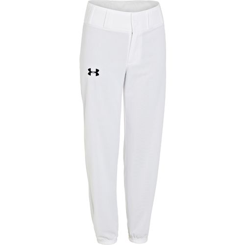 Under Armour Youth Closed Bottom Cleanup Pant