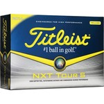 Titleist NXT Tour Soft Yellow Golf Balls 12-Pack