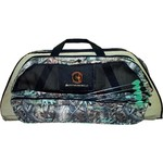 Cottonwood Outdoors Weathershield Bow Case with Broadhead Boxes