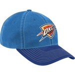 adidas™ Adults' Oklahoma City Thunder Adjustable Slouch Cap