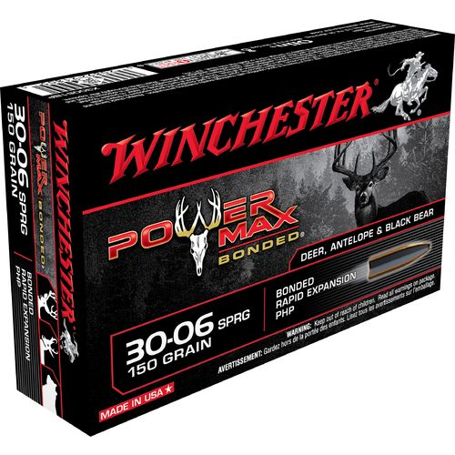 Winchester Super-X® Power Max Bonded™ .30-06 Springfield