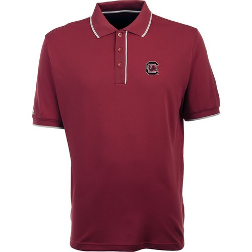 Antigua Men's University of South Carolina Elite Polo