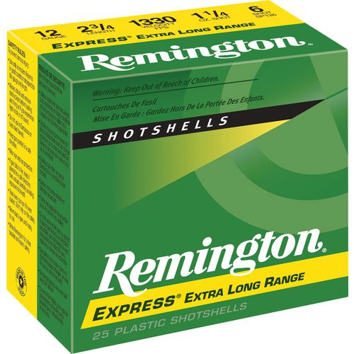 Remington Express Extra Long Range 12 Gauge Shotshells