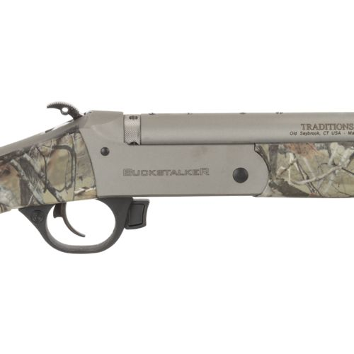Traditions Buckstalker™ .50 Break-Action Muzzleloader Rifle - view number 6