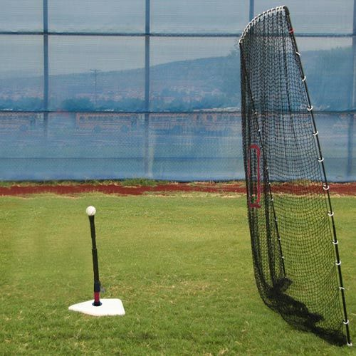 Display product reviews for Heater Sports Big Play 7' x 9' Sports Net and SPRING AWAY Batting Tee