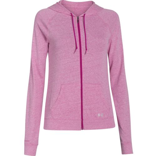 Image for Under Armour® Women's Charged Cotton® Legacy Full Zip Hoodie from Academy