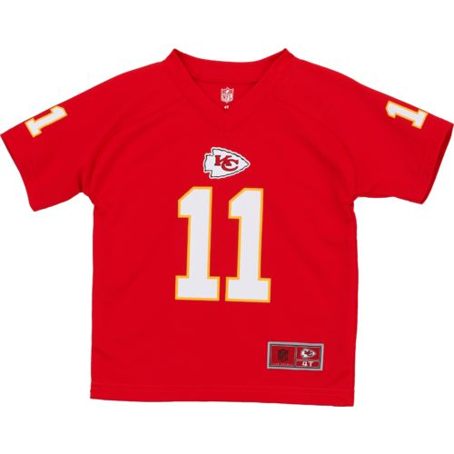 NFL Toddlers' Kansas City Chiefs Alex Smith #11 T-shirt