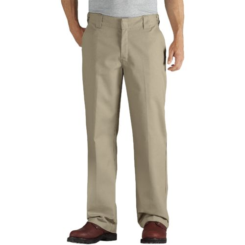 Display product reviews for Dickies Men's Relaxed Fit Straight Leg Twill Comfort Waist Pant