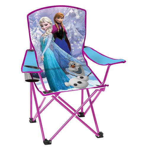 Disney Kids' Frozen Camp Chair