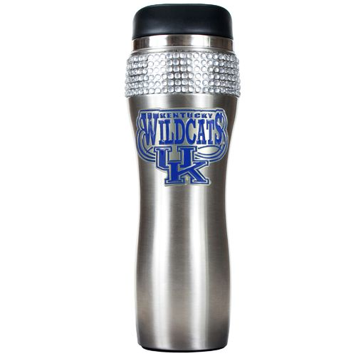 Great American Products University of Kentucky 14 oz. Stainless-Steel Bling Tumbler