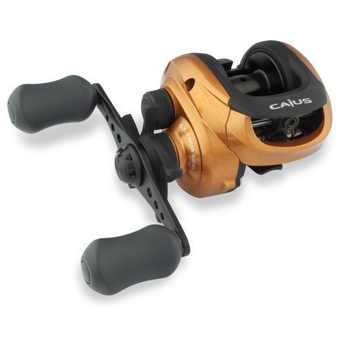 Shimano Caius 200 Low-Profile Baitcast Reel Right-handed
