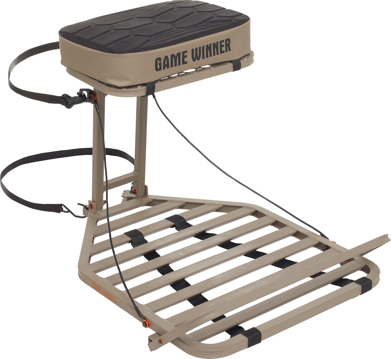 Game Winner® Aluminum Oversize Hang-On Treestand