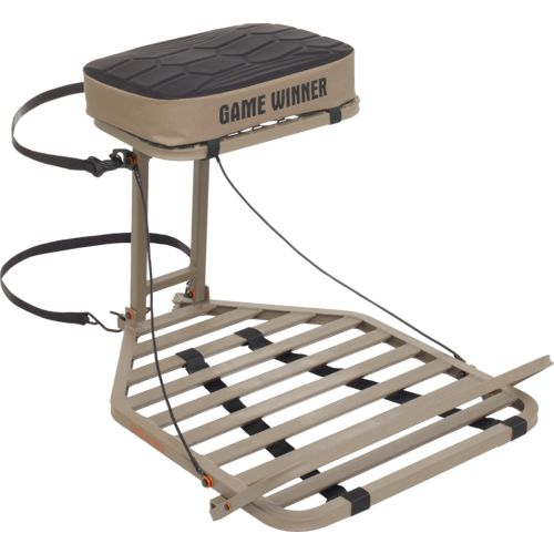 Game Winner® Aluminum Oversize Hang-On Treestand