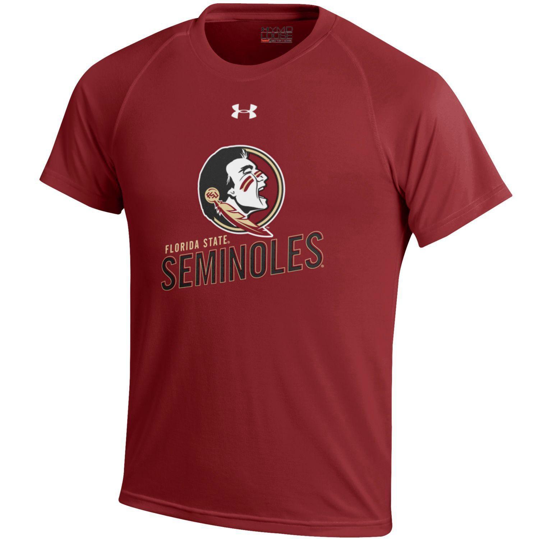Under Armour® Kids' Florida State University Tech T-shirt