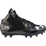 Under Armour® Boys' Fierce Phantom Mid Football Cleats