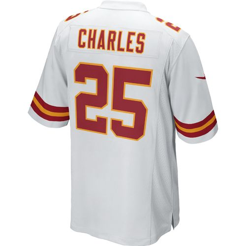 Nike Men's Kansas City Chiefs Jamaal Charles #25 Game Jersey