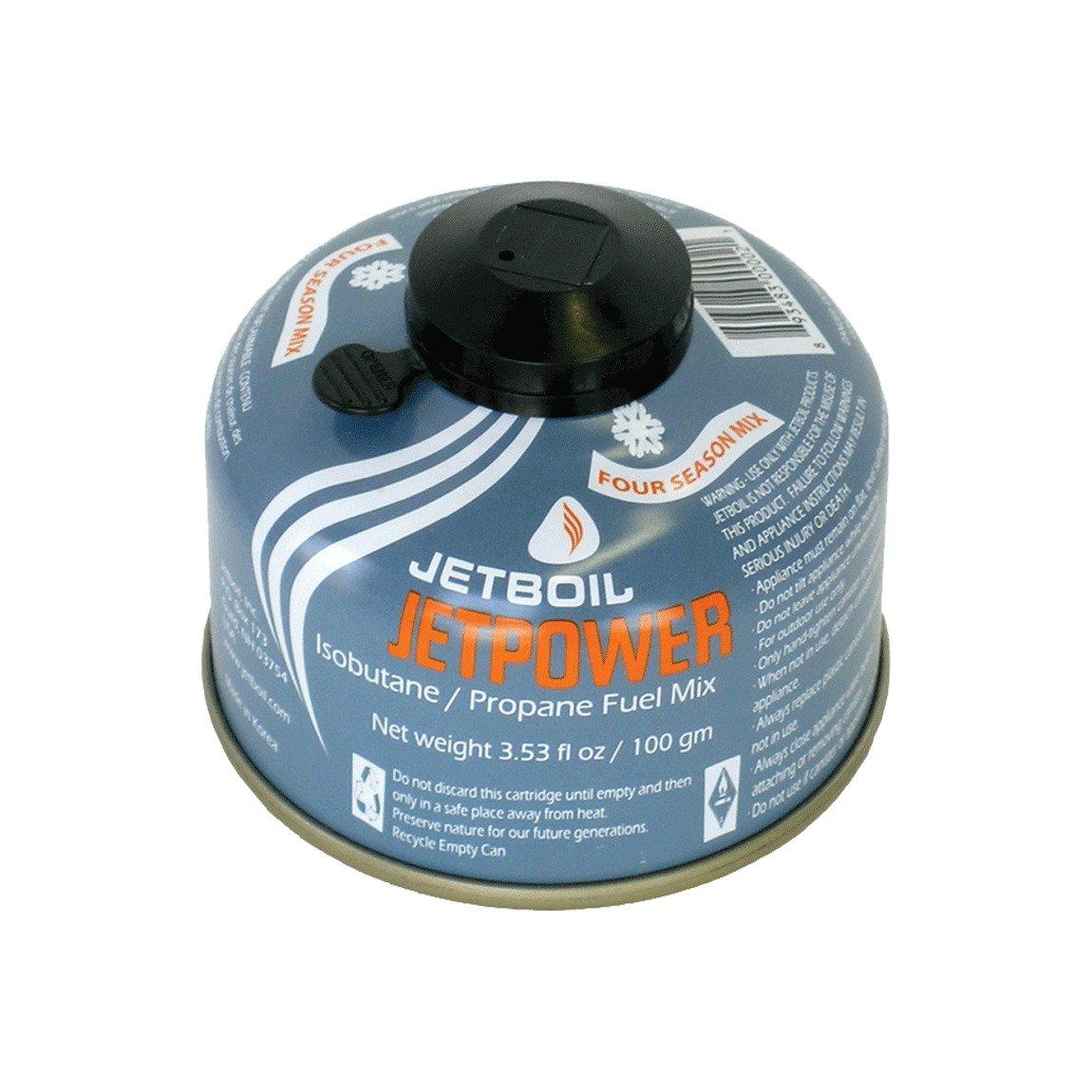 Jetboil Jetpower Isobutane/Propane Fuel Canister