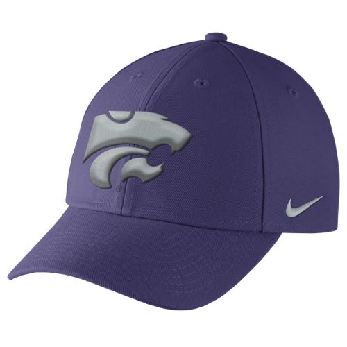 Nike™ Men's Kansas State University Dri-FIT Wool Classic Cap