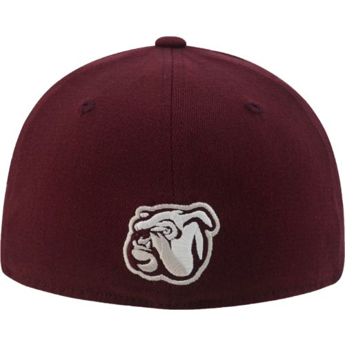 Top of the World Adults' Mississippi State University Premier Collection Memory Fit Cap - view number 2