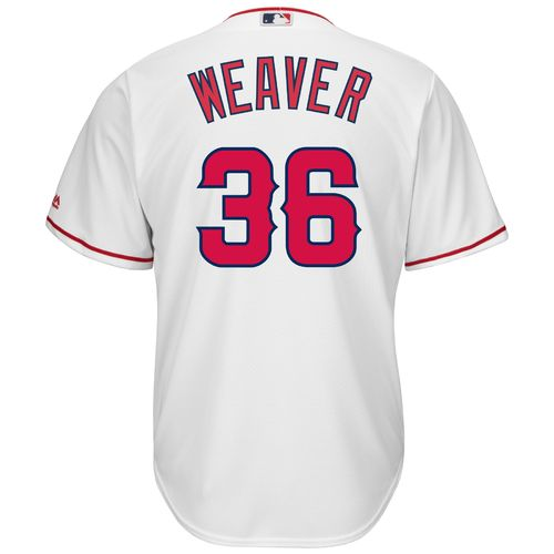 Majestic Men's Los Angeles Angels Jered Weaver #36 Cool Base® Replica Jersey - view number 1