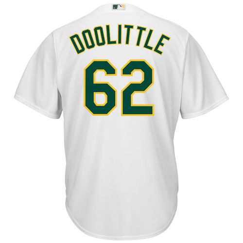 Majestic Men's Oakland Athletics Sean Doolittle #62 Cool Base® Jersey - view number 1
