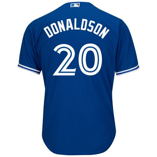 Majestic Men's Toronto Blue Jays Josh Donaldson #20 Cool Base® Jersey - view number 1