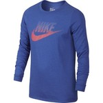 Nike Boys' HBR Futura Long Sleeve T-shirt