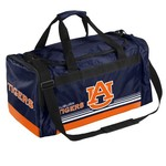 Forever Collectibles™ Auburn University Medium Striped Core Duffel Bag