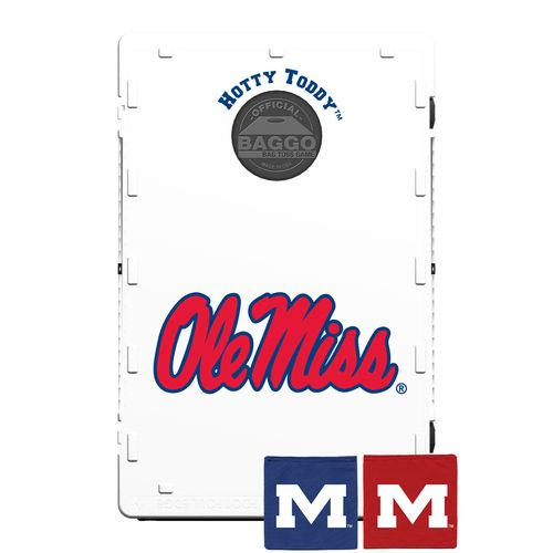 BAGGO® University of Mississippi Beanbag Toss Game - view number 2