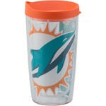 Tervis Miami Dolphins 16 oz. Colossal Tumbler with Lid