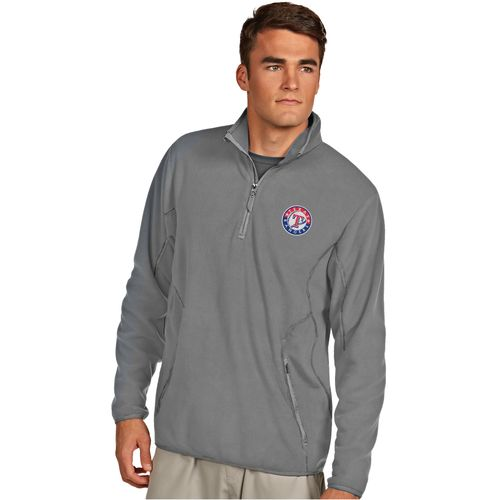 Antigua Men's Texas Rangers Ice Pullover - view number 1