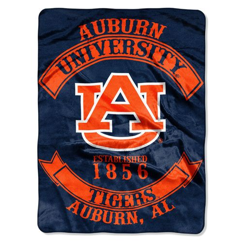 The Northwest Company Auburn University Rebel Raschel Throw