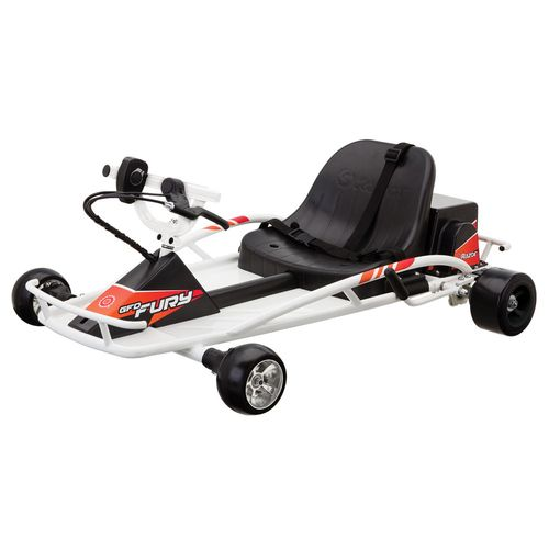 Display product reviews for Razor® Kids' Ground Force Drifter Fury Electric Ride-On