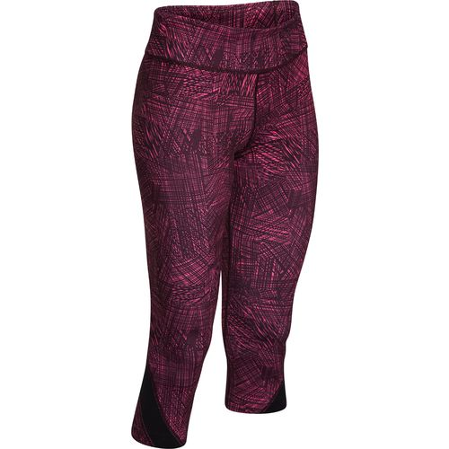 "Under Armour™ Women's Take a Chance 20"" Printed Capri Pant"