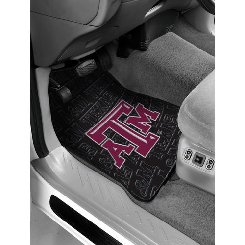 The Northwest Company Texas A&M University Car Floor Mats 2-Pack - view number 1