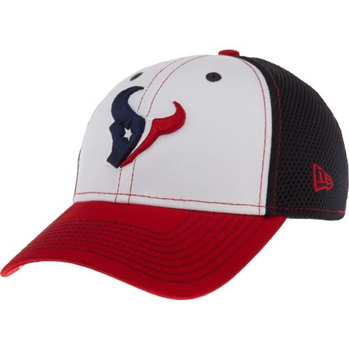 New Era Men's Houston Texans Front Neo Cap