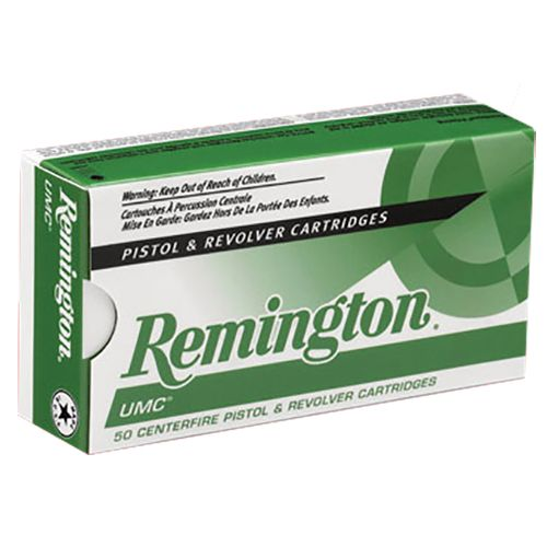 Remington UMC .38 Special 125-Grain +P Centerfire Handgun Ammunition