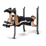 Marcy Weight Bench Set - view number 4