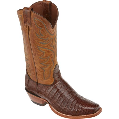 Nocona Boots Men's Premium Caiman Western Boots - view number 2