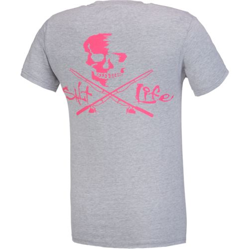 Salt Life™ Men's Skull and Poles T-shirt