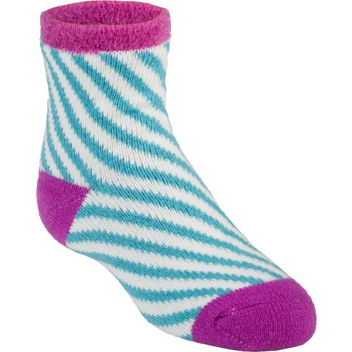 Magellan Outdoors™ Women's Lodge Stripe Quarter Socks