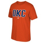 adidas™ Men's Oklahoma City Thunder Wordmark T-shirt
