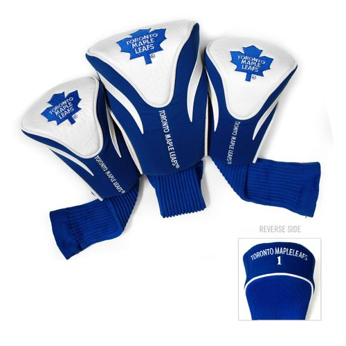 Team Golf Toronto Maple Leafs Contour Sock Head Covers 3-Pack - view number 1