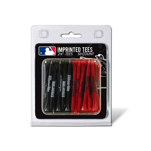Team Golf Arizona Diamondbacks Golf Tees 50-Pack