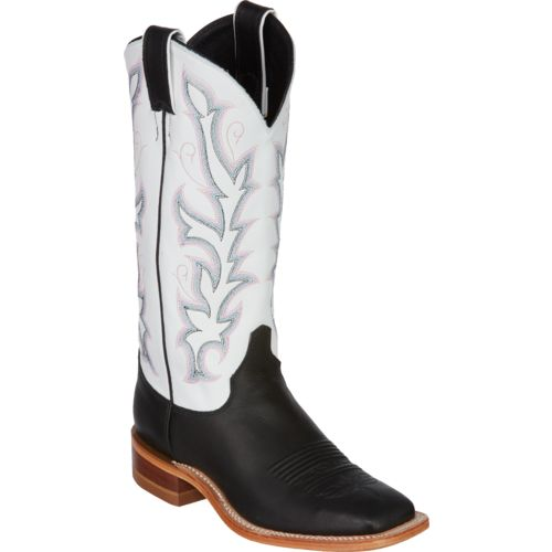 Justin Women's Bent Rail Burnished Calf Western Boots - view number 2